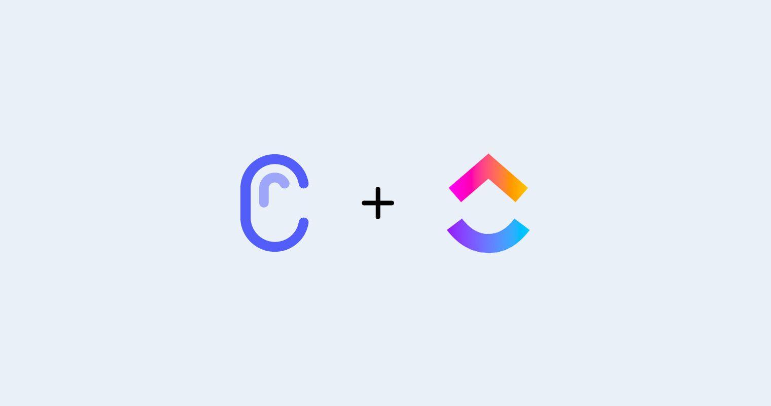 Introducing Canny +ClickUp