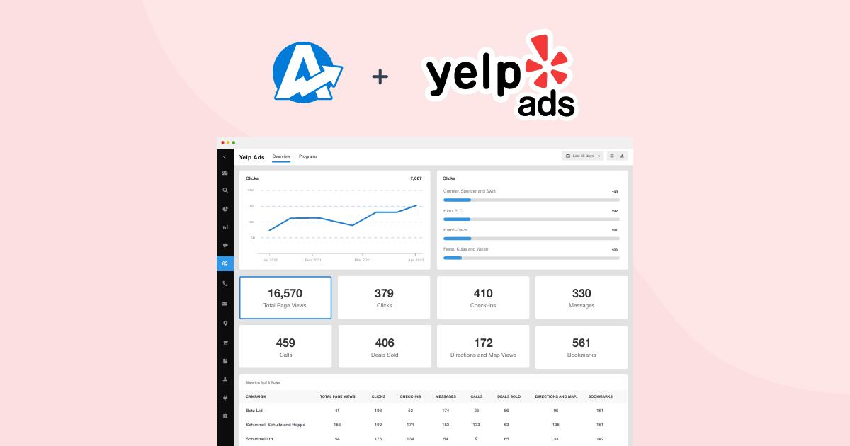 Agencyanalytics-yelp-integration