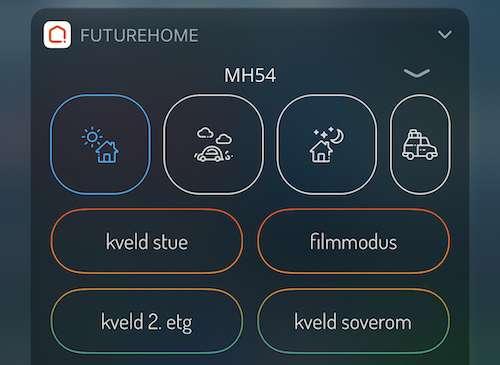 futurehome_ios_widget