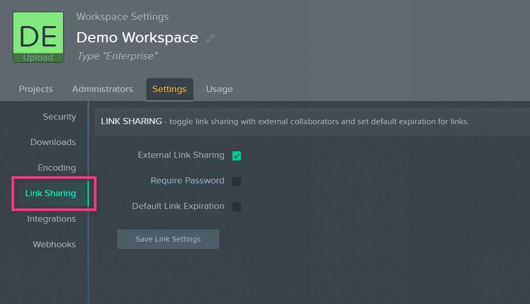 link_sharing_settings_workspace